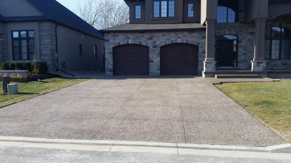 Concrete Trimmings Ltd. - Home - Exposed Aggregate Concrete