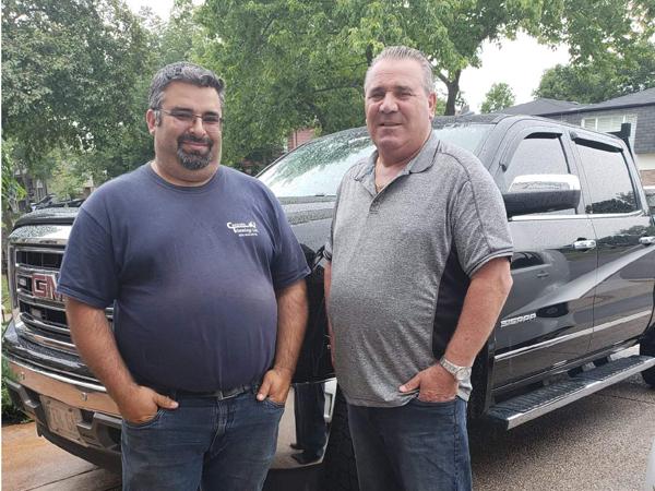 Concrete Trimmings Ltd. - Team - Nelio and Fernando